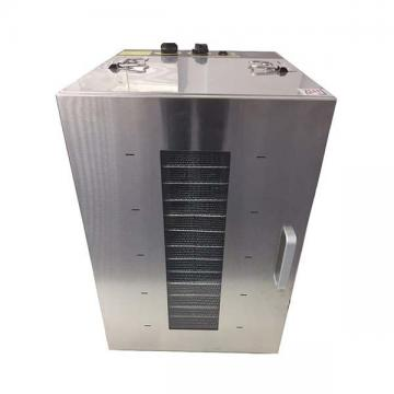 China Stainless Steel Fresh Vegetable Fruit Meat Drying Equipment