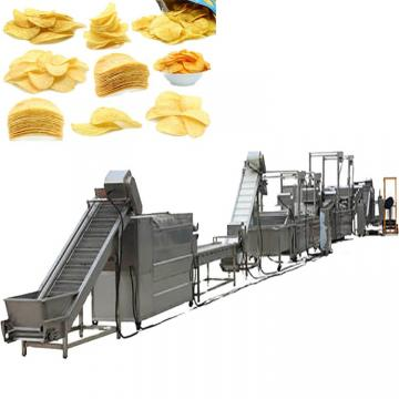 Best Price Full Production French Fries Production Line Industrial Potato Chips Making Machine