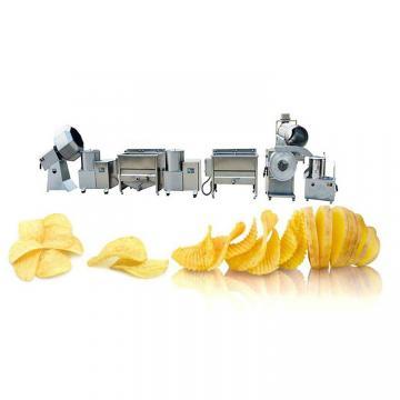 Manufacturing Semi Potato Chips Making Machine Price Industrial