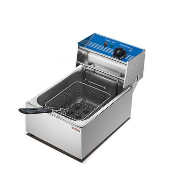 30L Mini Deep Fryer/Big Electric Home Fryer with Oil Tap