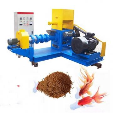 Extruder Pet Food Fish Feed Fishing Float Making Machinery