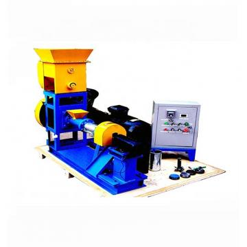 Food Extruder Floating Fishing Food Making Machinery