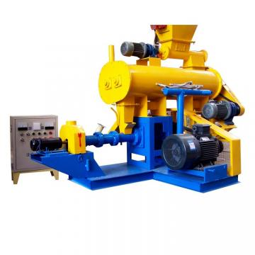 Hot Sale Pet Food Making Fish Feed Machinery
