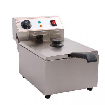 Restaurant Equipment Commercial Countertop Large Fat Deep Fryer