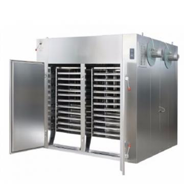Stainless Steel Hot Air Mushroom Meat Drying Equipment