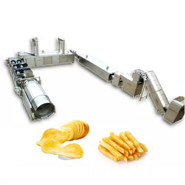 Best Price Fried Frozen Fries Maker Potato Chips Making Machine