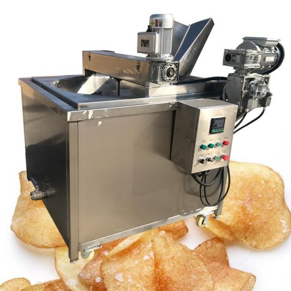 New Design Industraial Gas Mini Deep Fryer